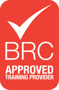 pacmoore food manufacturing logo BRC approved training provider dry blending