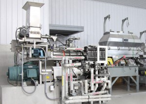 Food Extrusion Machine from Pacmoore